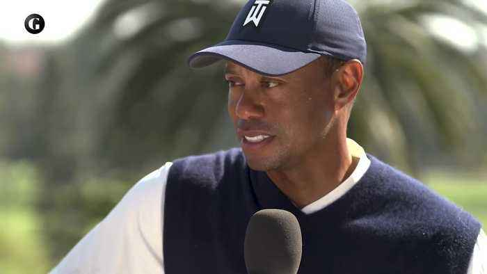 Post Round with Tiger Woods, 2020 Genesis Invitational, 3rd Round