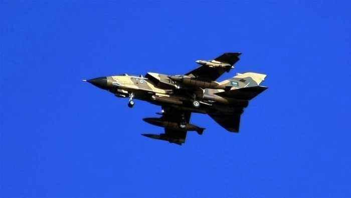 Saudi fighter jet crashes in northern Yemen's al-Jawf province