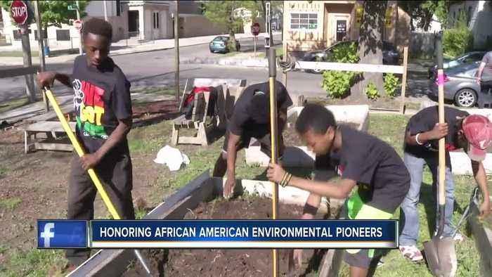 Honoring African American environmental pioneers