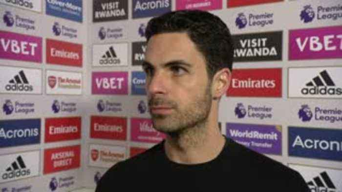 Arteta praises Arsenal win