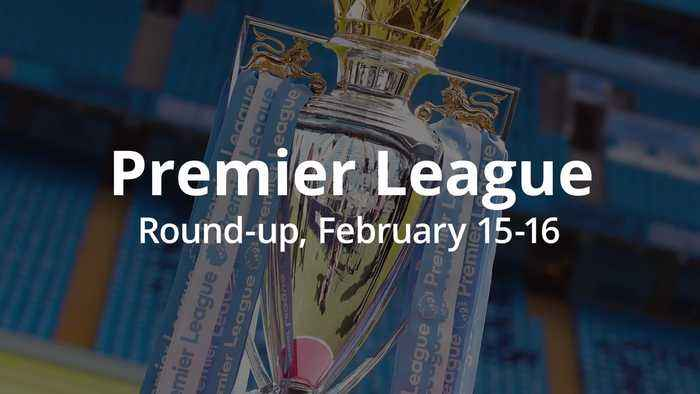 Premier League round-up: Liverpool go 25 points clear at the top