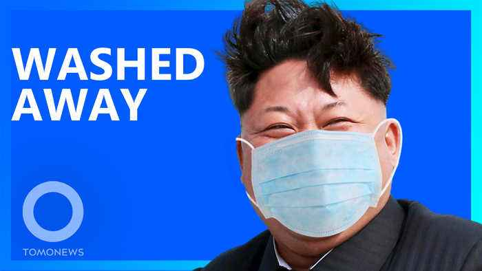 Quarantined North Korean official executed for public bath visit