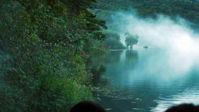 The Handmaiden movie clip - Across the water