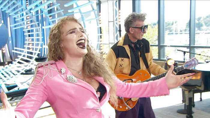 Rocker Alisa Ermolaev Has a Big Voice and Big Personality