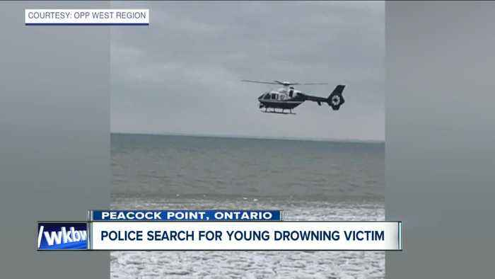OPP: Nine-year-old boy who fell through ice on Lake Erie presumed drowned