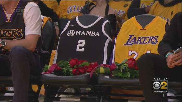 Honoring Kobe Bryant At NBA All-Star Game