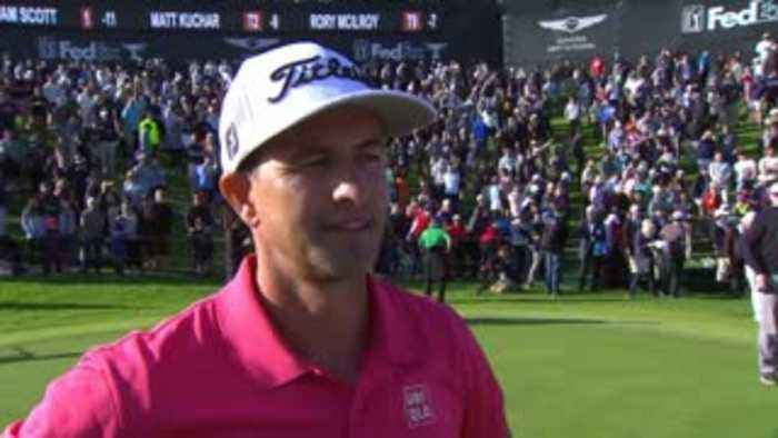 Scott delighted with Riviera win
