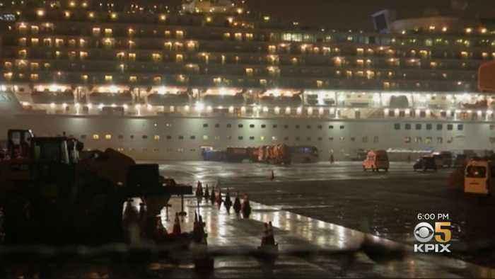 Travis Air Force Base In Fairfield To Receive Cruise Ship Coronavirus Evacuees