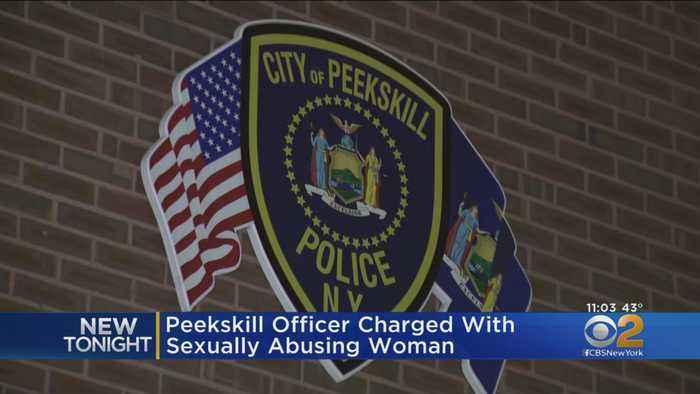 Peekskill Cop In Hot Water