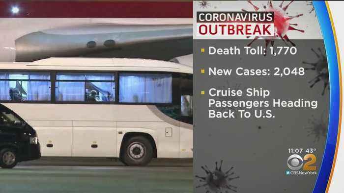 Coronavirus Death Toll Approaches 1,800