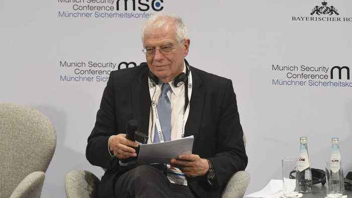 EU must develop 'appetite for power' says foreign policy chief Josep Borrell
