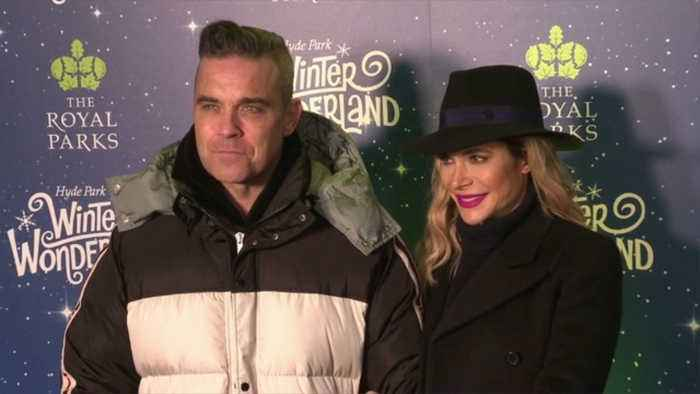 Trending: Robbie Williams and Ayda Field welcome fourth child, Elton John cuts short gig due walking pneumonia and Queen reprise