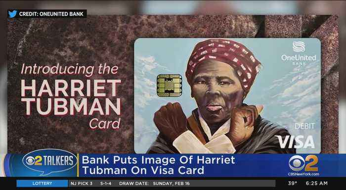 Black History Month: Bank Runs Into Controversy With Harriett Tubman Credit Card