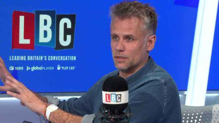 Richard Bacon opens up to Shelagh Fogarty about Caroline Flack