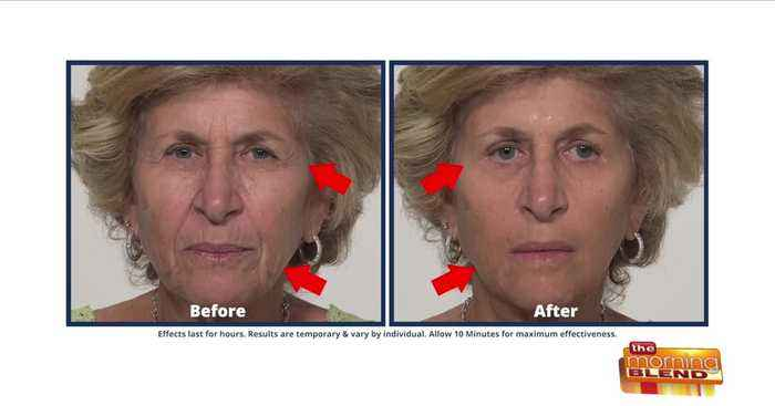 A 10-Minute Solution to Reduce Facial Signs of Aging