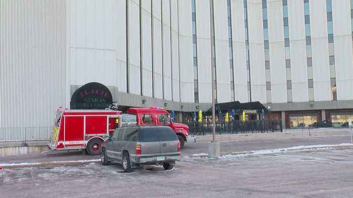 2 Hurt, 1 Hospitalized Following Small Fire In Bloomington High-Rise