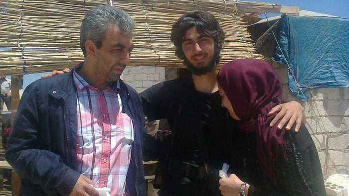 'My heart says he's not dead': Mother of ISIS recruit holding out hope