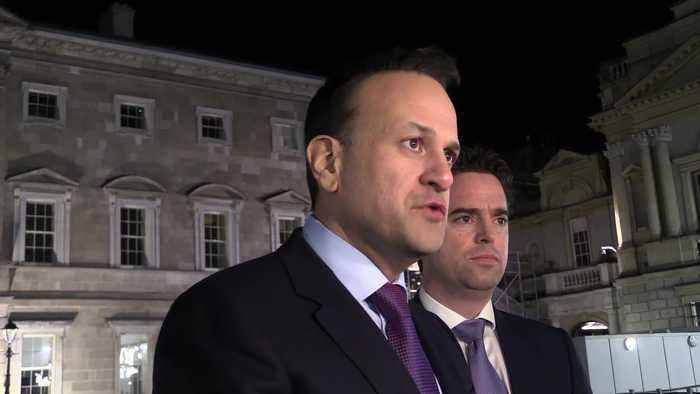 Leo Varadkar: Fine Gael preparing to go into opposition