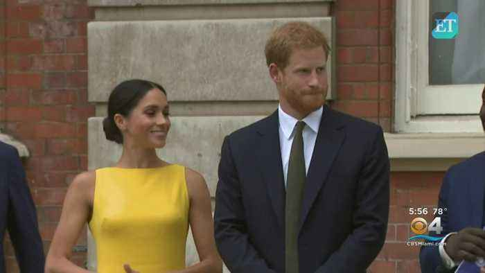 Rumors Swirling About Massive Payday For Prince Harry & Meghan Markle's Megxit