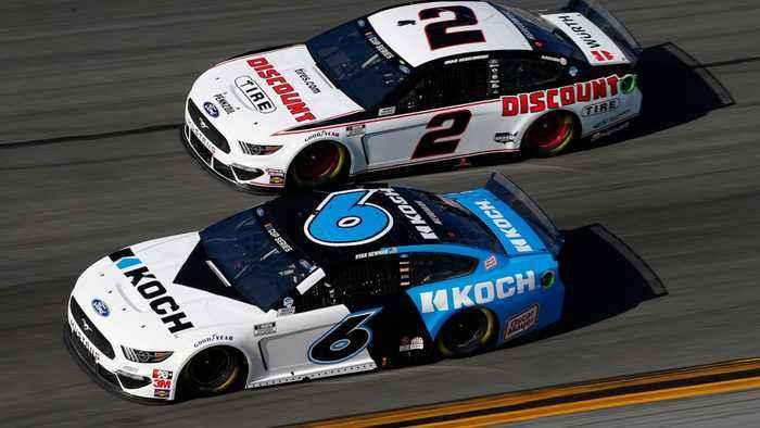 Ryan Newman Hospitalized In Serious Condition Following Daytona 500 Crash