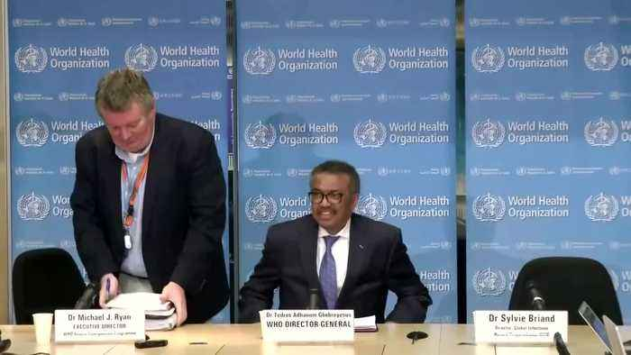 'Every scenario on the table' in China virus outbreak: WHO's Tedros