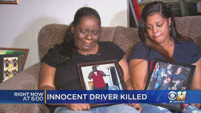 Innocent Driver Killed In Street Racing Crash In Dallas