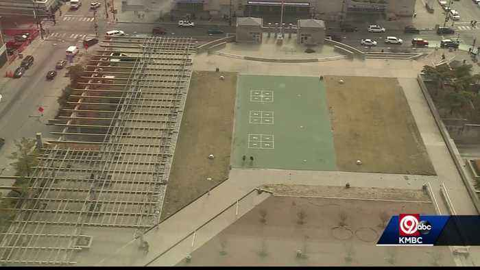 Downtown's Barney Allis Plaza to be remodeled