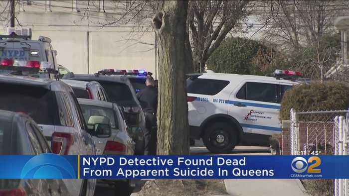 NYPD Detective Found Dead In Apparent Suicide