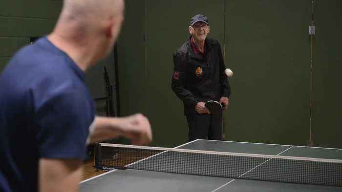 Table tennis coach who turns 80 this year has devoted his life to the sport