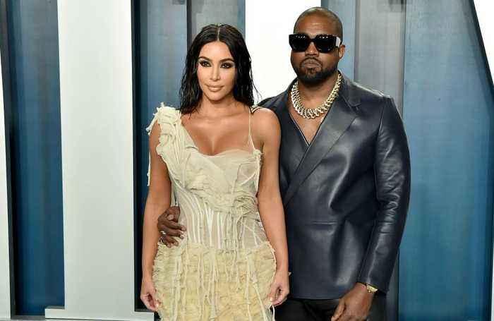 Kim Kardashian West has massage for Valentine's Day