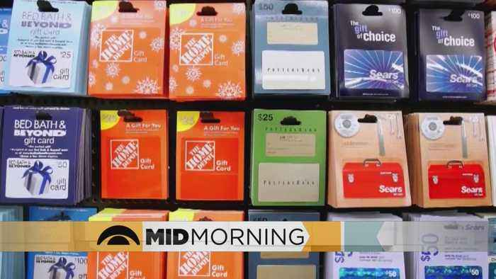 Americans Have More Than $20B In Unused Gift Cards