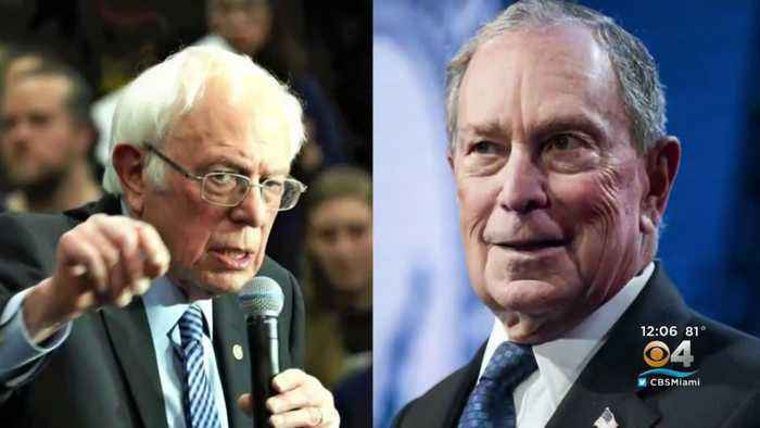 Democratic Presidential Race About To Get Shakeup