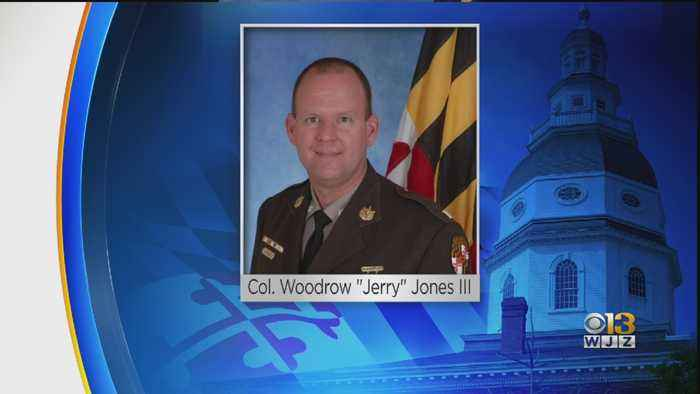 Governor Hogan Appoints New Maryland State Police Superintendent