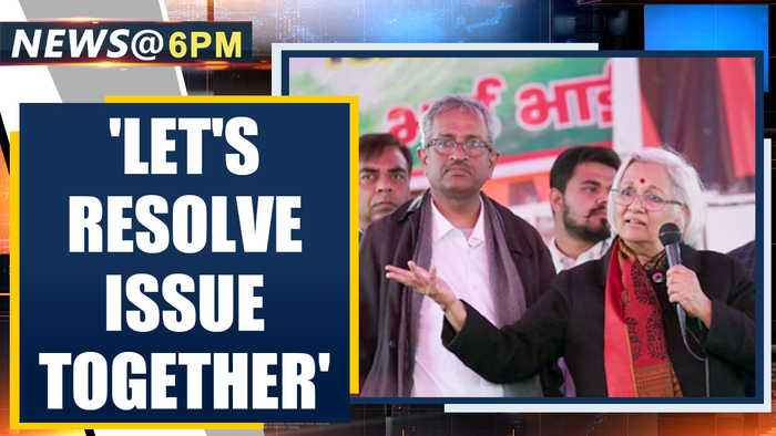 Shaheen Bagh: SC appointed mediators urge   protesters to resolve issue together|OneIndia News