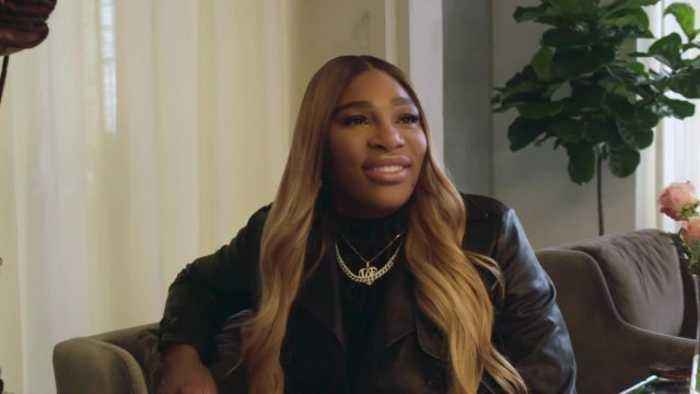 Inside Serena Williams's Intimate New York Fashion Week Show