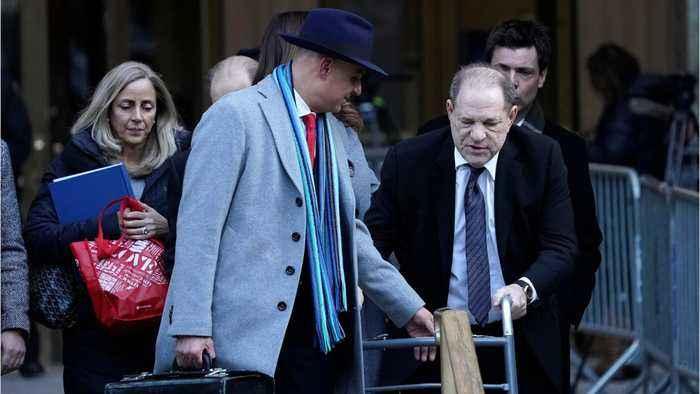 Weinstein Trial Jury Deliberates