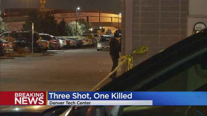 Three People Shot, One Dead, In Overnight Denver Tech Center Shooting