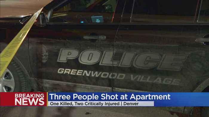 3 Shot In Apartment Complex In Denver Tech Center
