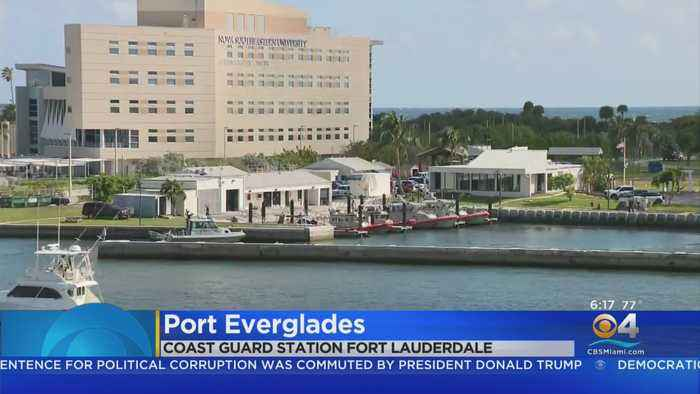 Coast Guard Getting A New Station At Port Everglades