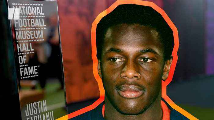 Justin Fashanu, England's First Openly Gay Footballer, Honoured In Hall Of Fame