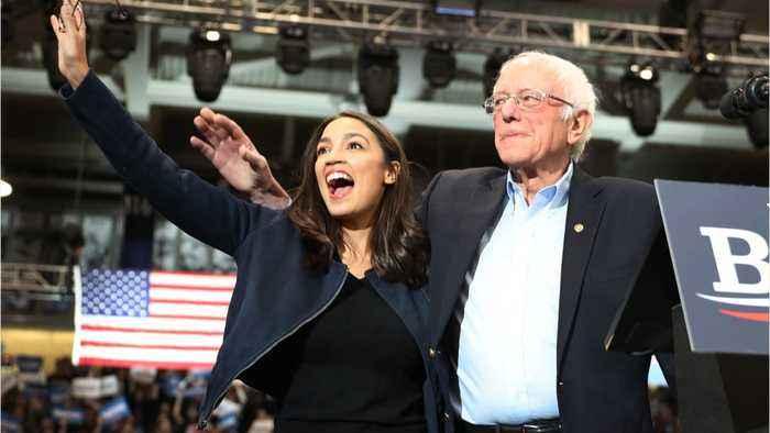 Sanders And AOC Split On 'Medicare For All'