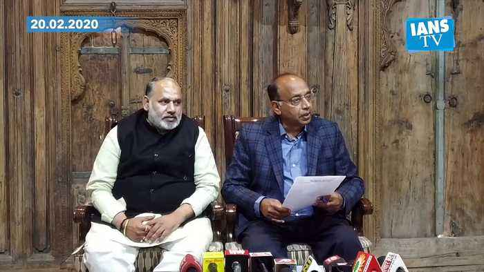 BJP leader Vijay Goel sets up CM Kejriwal's agenda for Delhi