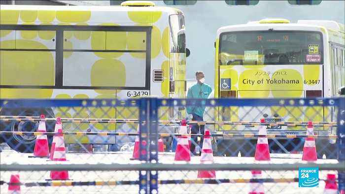 Coronavirus claims life of first passengers from Diamond Princess cruise ship