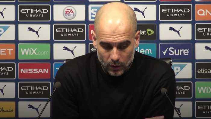 Pep Guardiola: It's not over