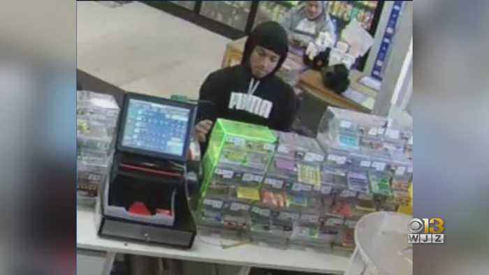 Man Allegedly Stole Case Of Scratch Off Tickets In Maryland, Police Say