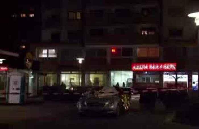 Eight people killed in shootings near Frankfurt