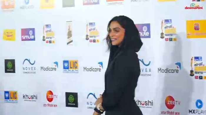 Mirchi Music Awards: Deepika Padukone, Taapsee Pannu Bring Glamour To The Red Carpet