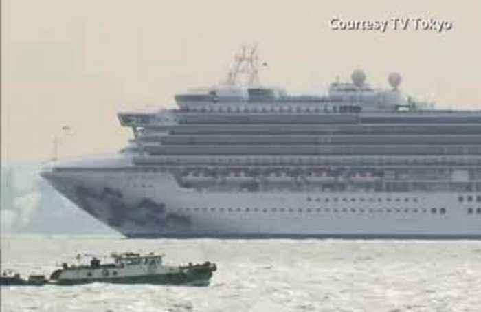 Two Diamond Princess passengers die of coronavirus