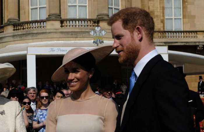 Prince Harry and Duchess Meghan to officially step down from royal life on March 31