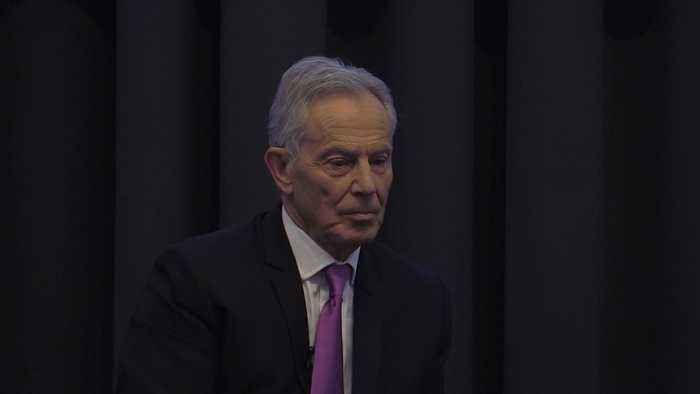 Blair says all Labour leadership contenders 'significant improvement' on Corbyn